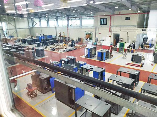 空气悬浮离心鼓风机出厂测试有哪些好处?