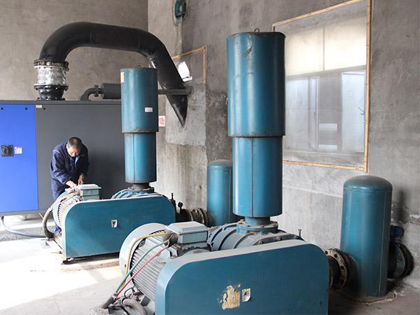 NW TURBO为金东纸业提供空气悬浮鼓风机案例!