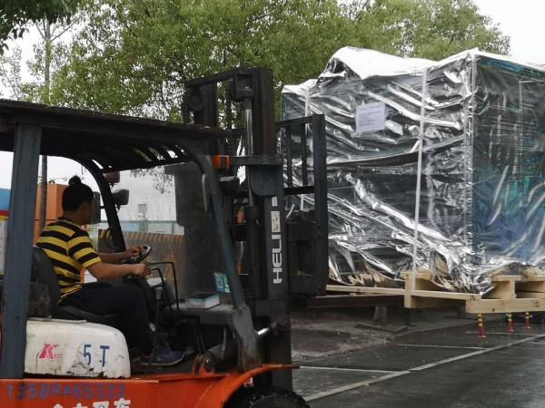 宁波王龙科技空气悬浮风机改造项目